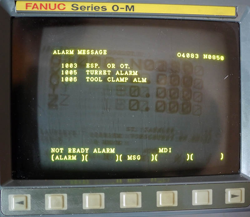 Fanuc 0-MC Stama MC 010 - Strona 2 - cnc info pl - FORUM CNC