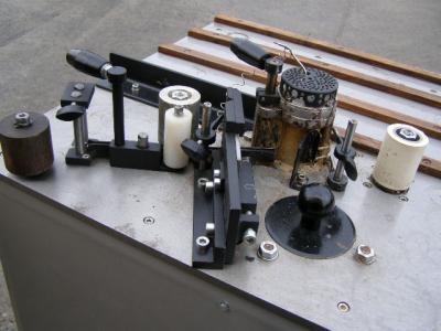 Inne rodzaje Oklejarka płyt meblowych-podajnik kleju - cnc.info.pl - FORUM CNC HA62